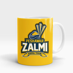 Peshawar Zalmi All Over Yellow