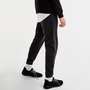 Pull & Bear Anthracite Grey Jogger Pant