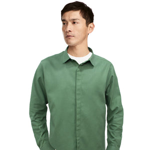 Datch Green Long Sleeves Casual Shirt - Deeds.pk