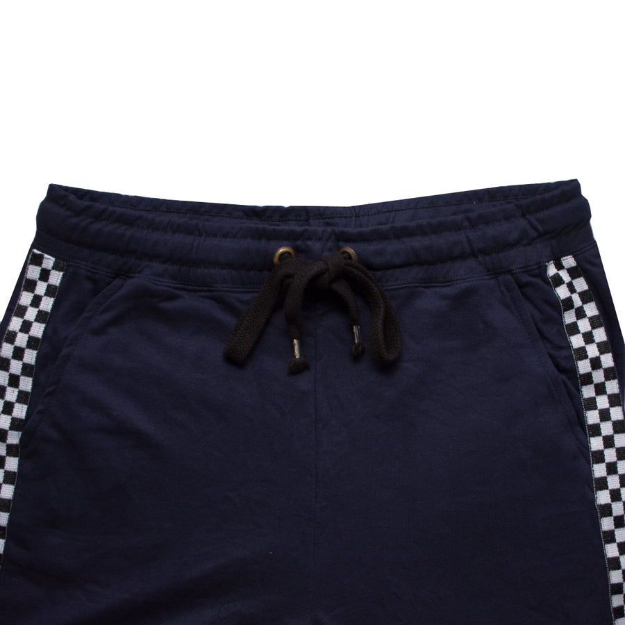 Zara Man Chess Checkered Jogger Pants
