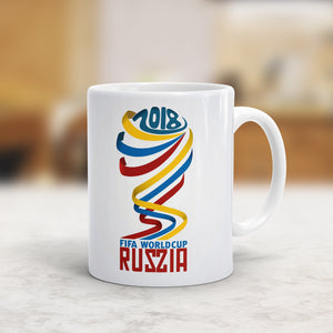 FIFA World Cup 2018 Russia Vector
