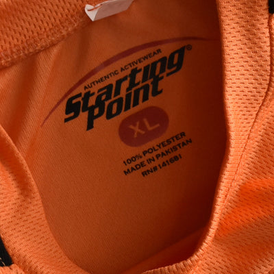 Starting Point Sports Orange Vest - Deeds.pk