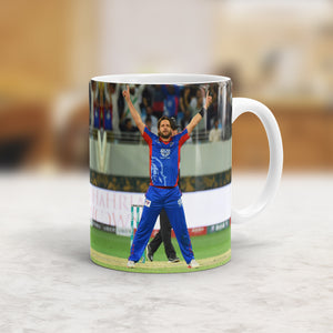 Shahid Afridi Celebrations Karachi Kings