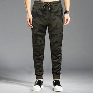 Pep&Co Fleece Camo Jogger Pants