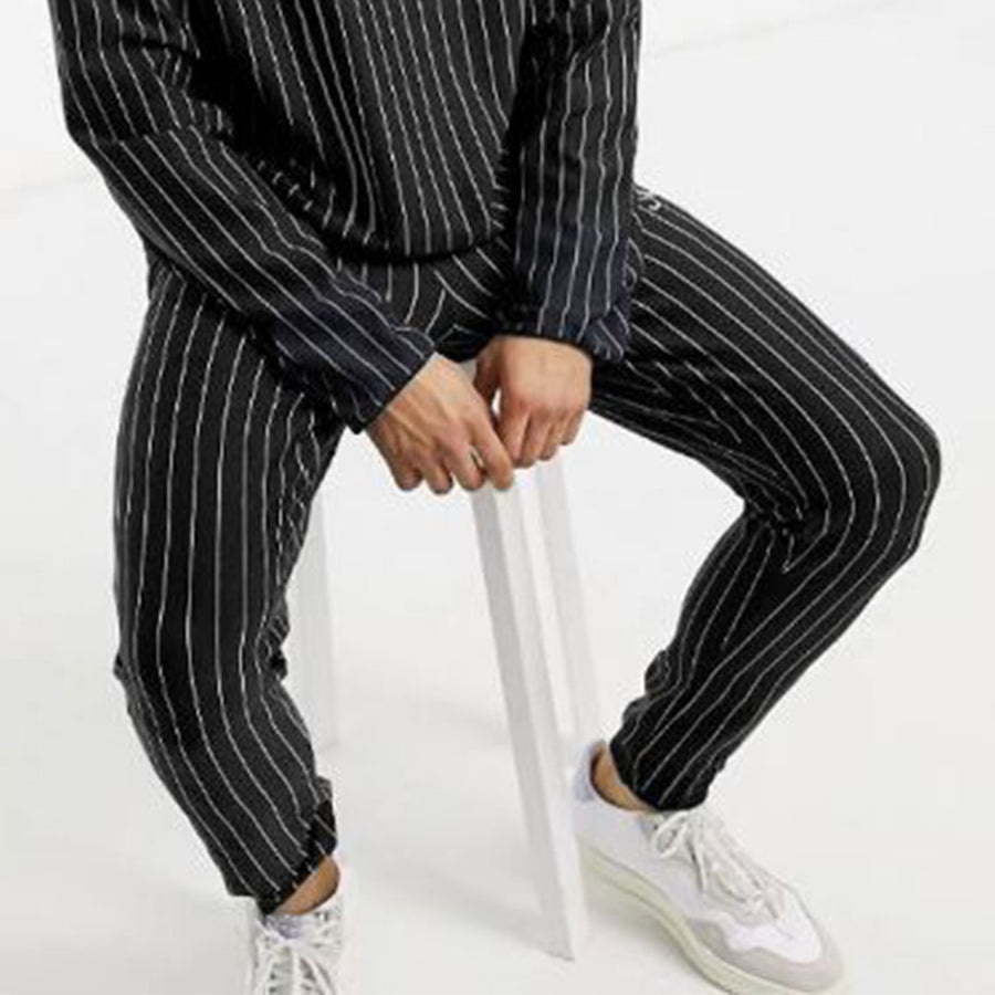 Funkys Printed Stripe Mens's Trouser  (with minor fault)