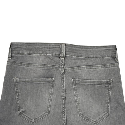 Women Classic Skinny Dark Grey Denim (W28 TO 33)