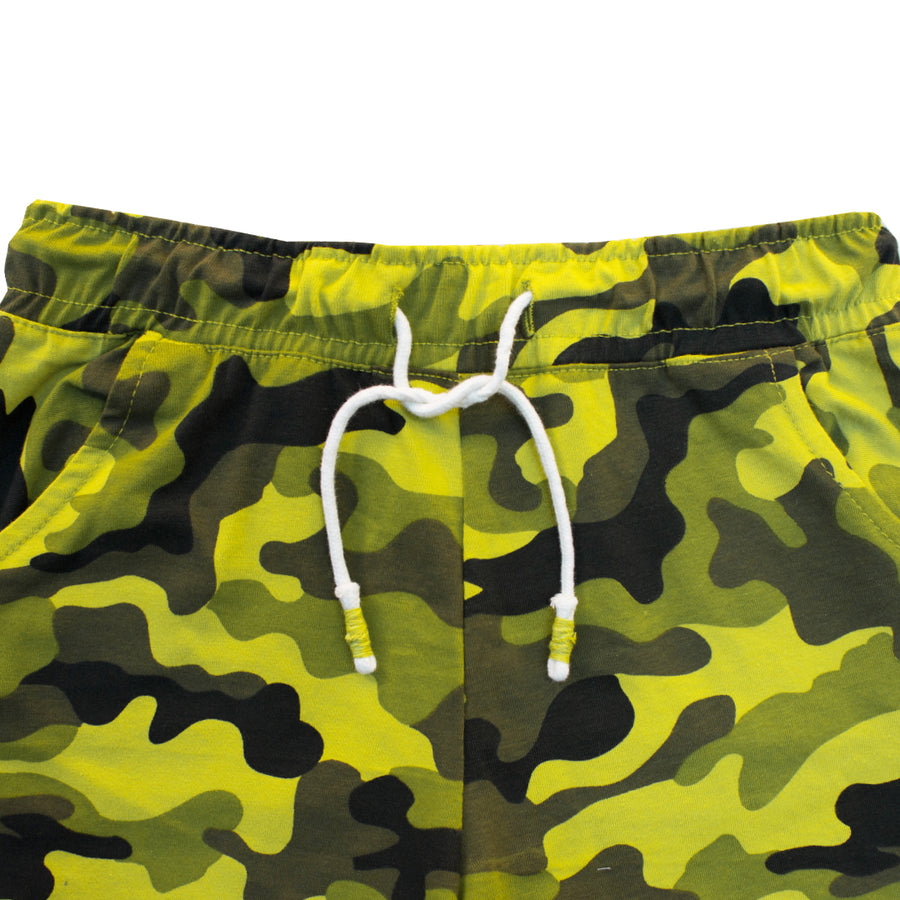 Kid's Camo Shorts ( 3 YEARS TO 8 YEARS )