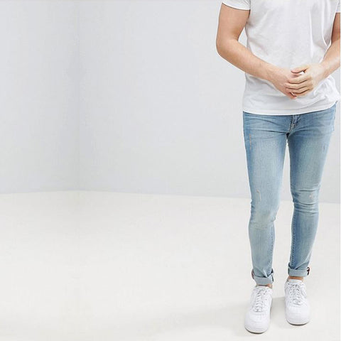 Ashes To Dust Stantom Low Rise Skinny Fit Denim - Deeds.pk