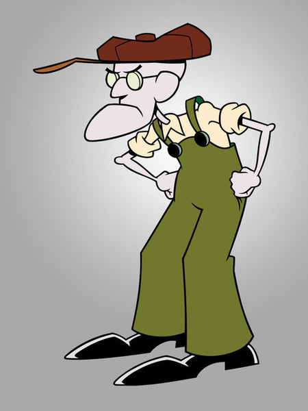 Courage The Cowardly Dog Character - Deeds.pk