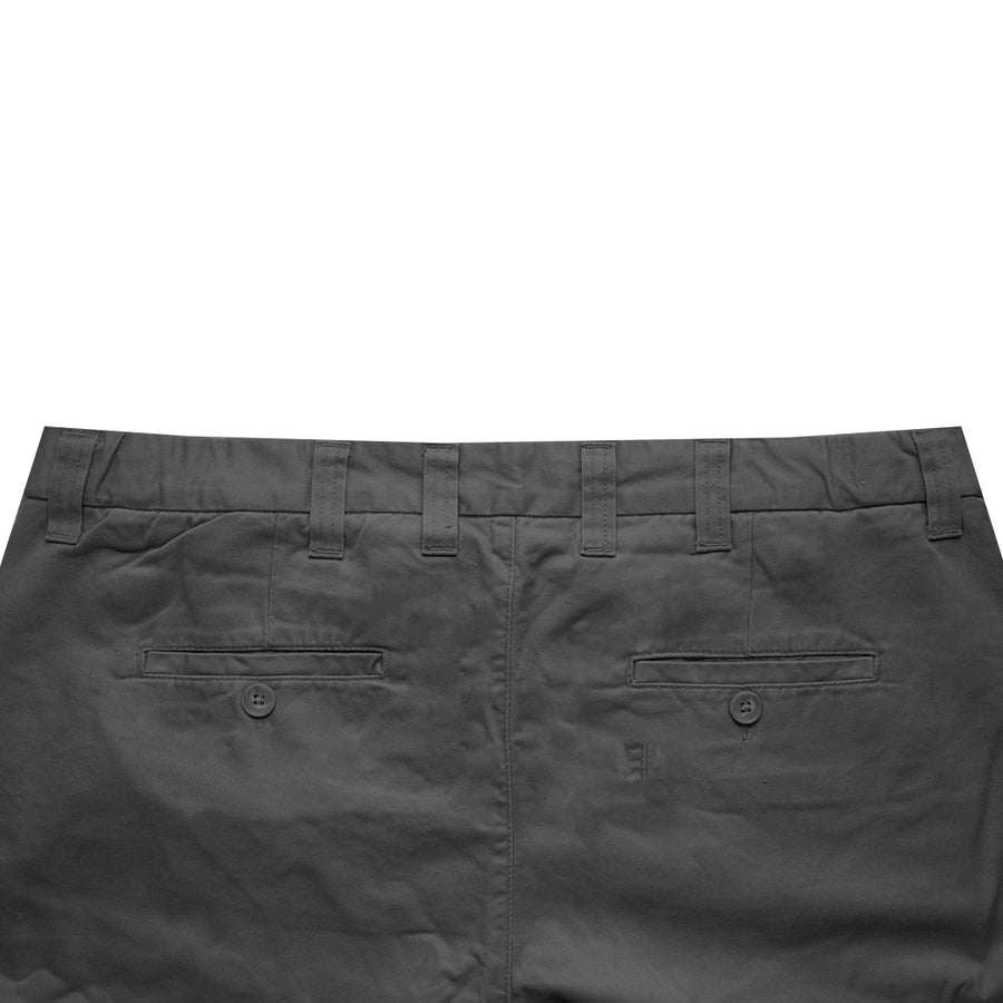 Authentic Big & Tall Dark Grey Cotton Pant (Waist 40 to 56) - Deeds.pk