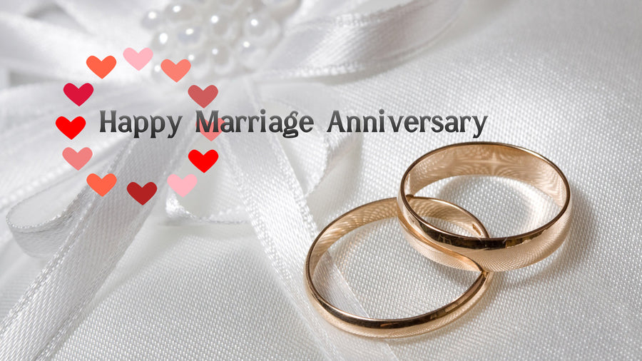 Happy Marriage Aniversary