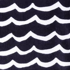Wave Stripes Kid's Robes