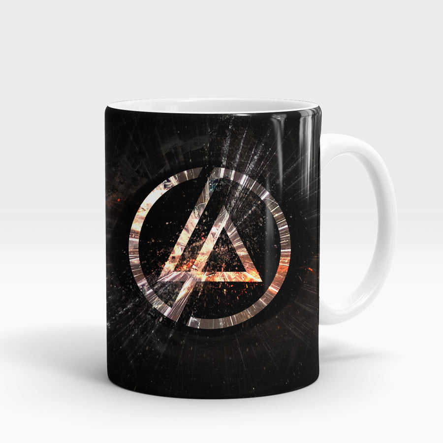 Linkin Park Glowing Logo