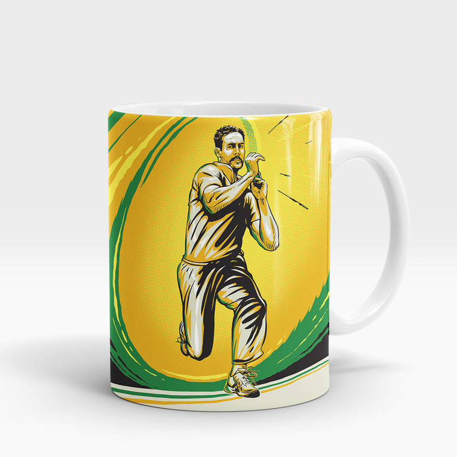 Mitchell Johnson Vector