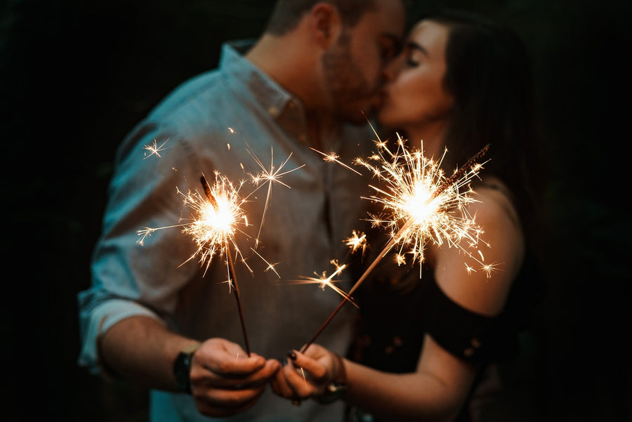Fireworks Love