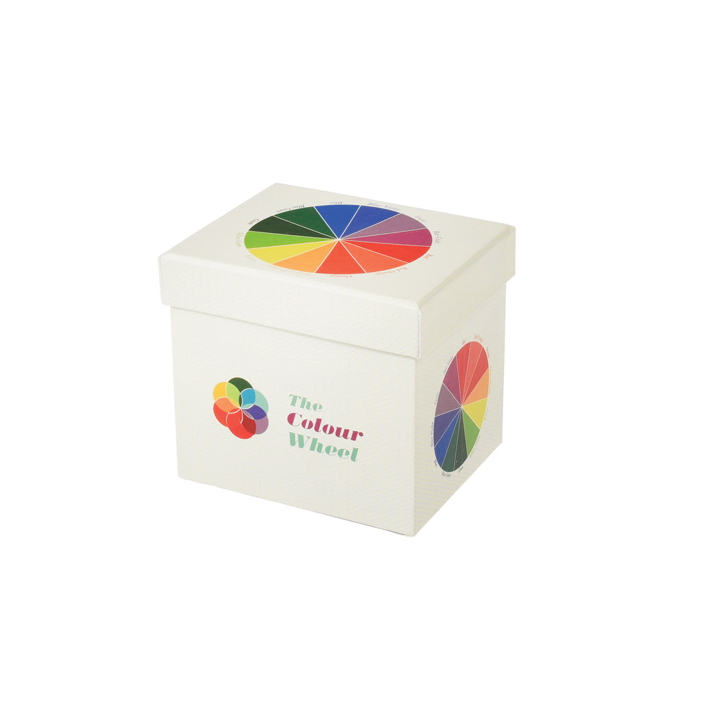 Colour Wheel Mug In Gift Box - HOWKAPOW