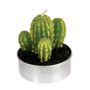Cactus Tea Lights (Set of 6) - HOWKAPOW