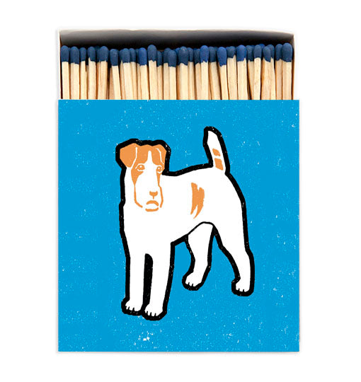Dog Luxury Matches - HOWKAPOW