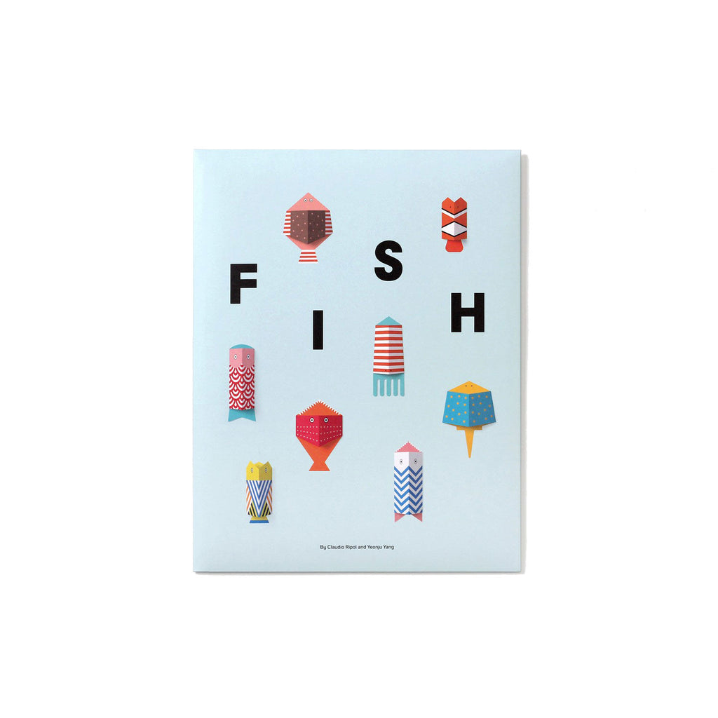 Fish Activity Book - HOWKAPOW