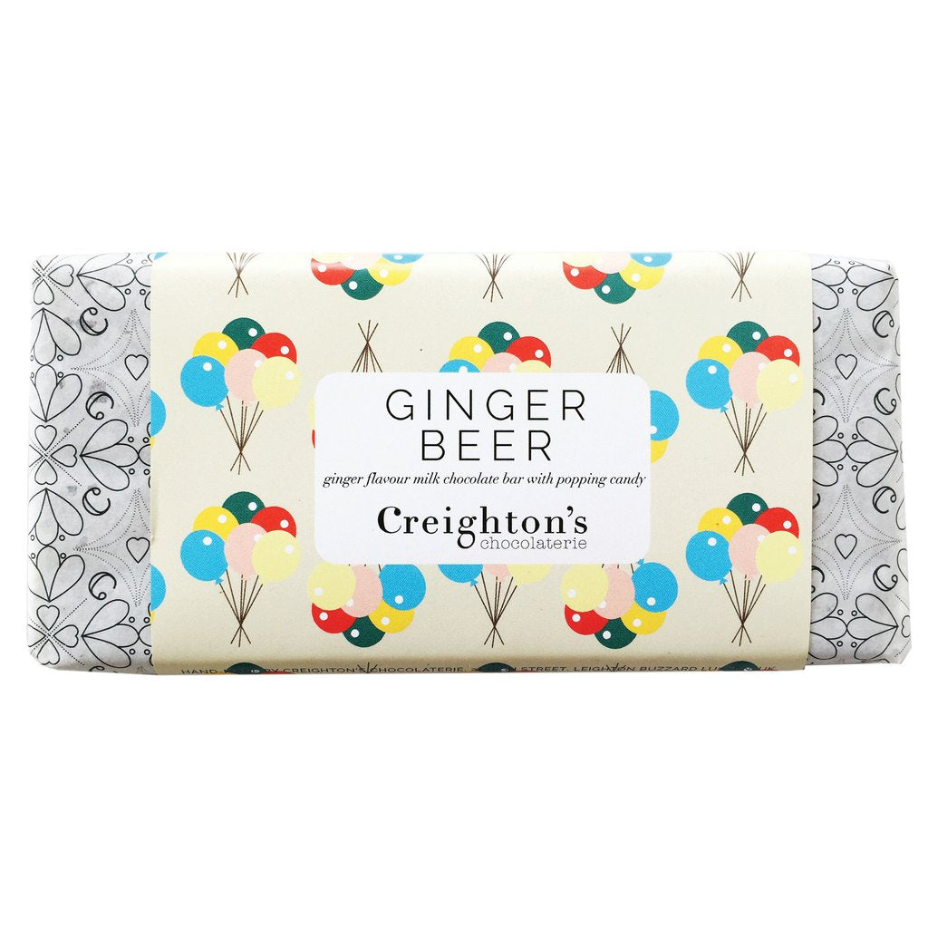 Ginger Beer Chocolate Bar - HOWKAPOW