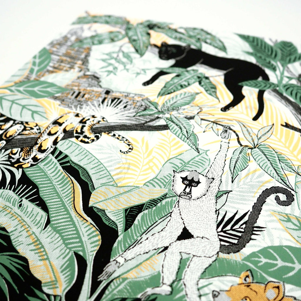Seoni Jungle Screen Print