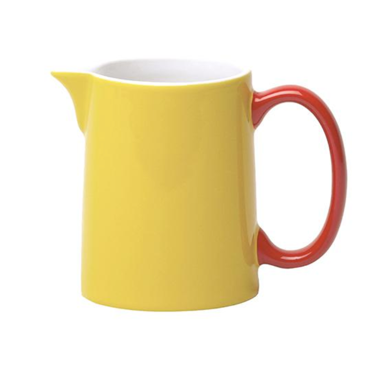 My Milk Jug - Yellow - HOWKAPOW