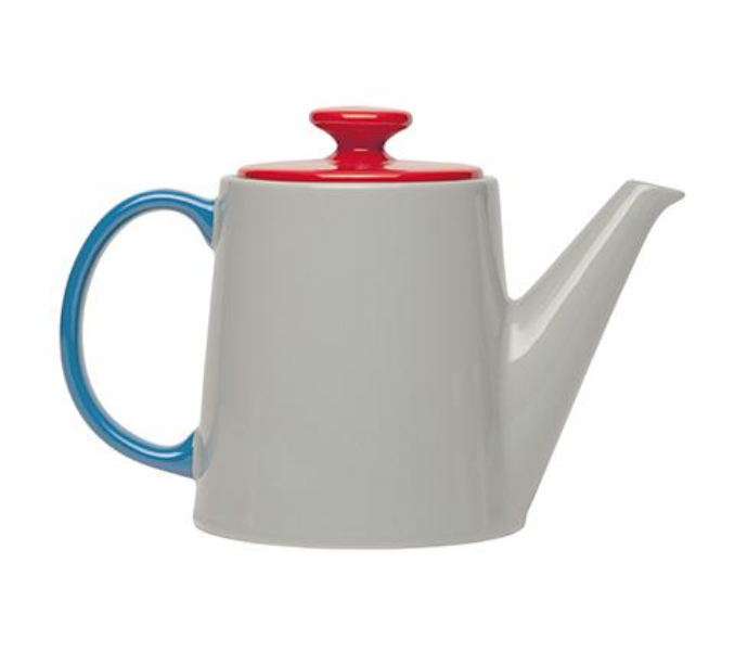 My Tea Pot - Grey - HOWKAPOW