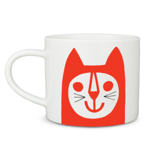 Cat Mug - HOWKAPOW
