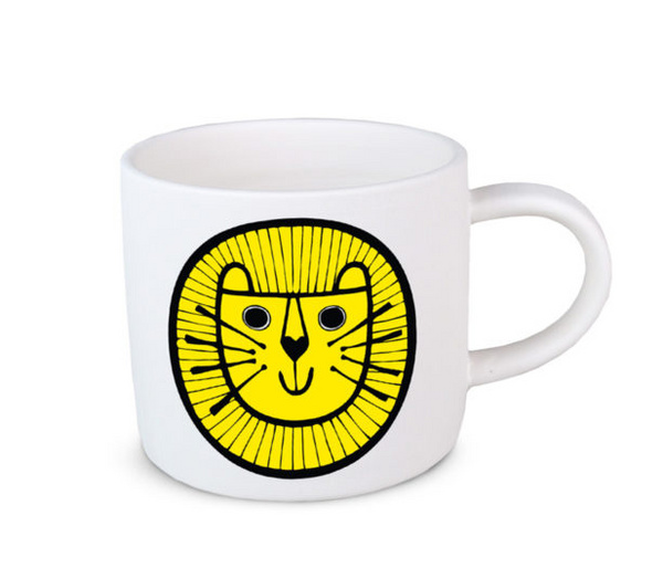 Lion Mini Mug - HOWKAPOW