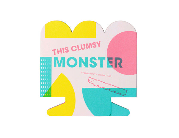 This Clumsy Monster Play Book - HOWKAPOW