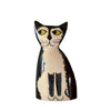 Black and White Cat Money Box