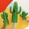 Cactus Flower Vase - Medium - HOWKAPOW