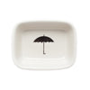 Ceramic Umbrella Soap Dish by Men's Society - HOWKAPOW