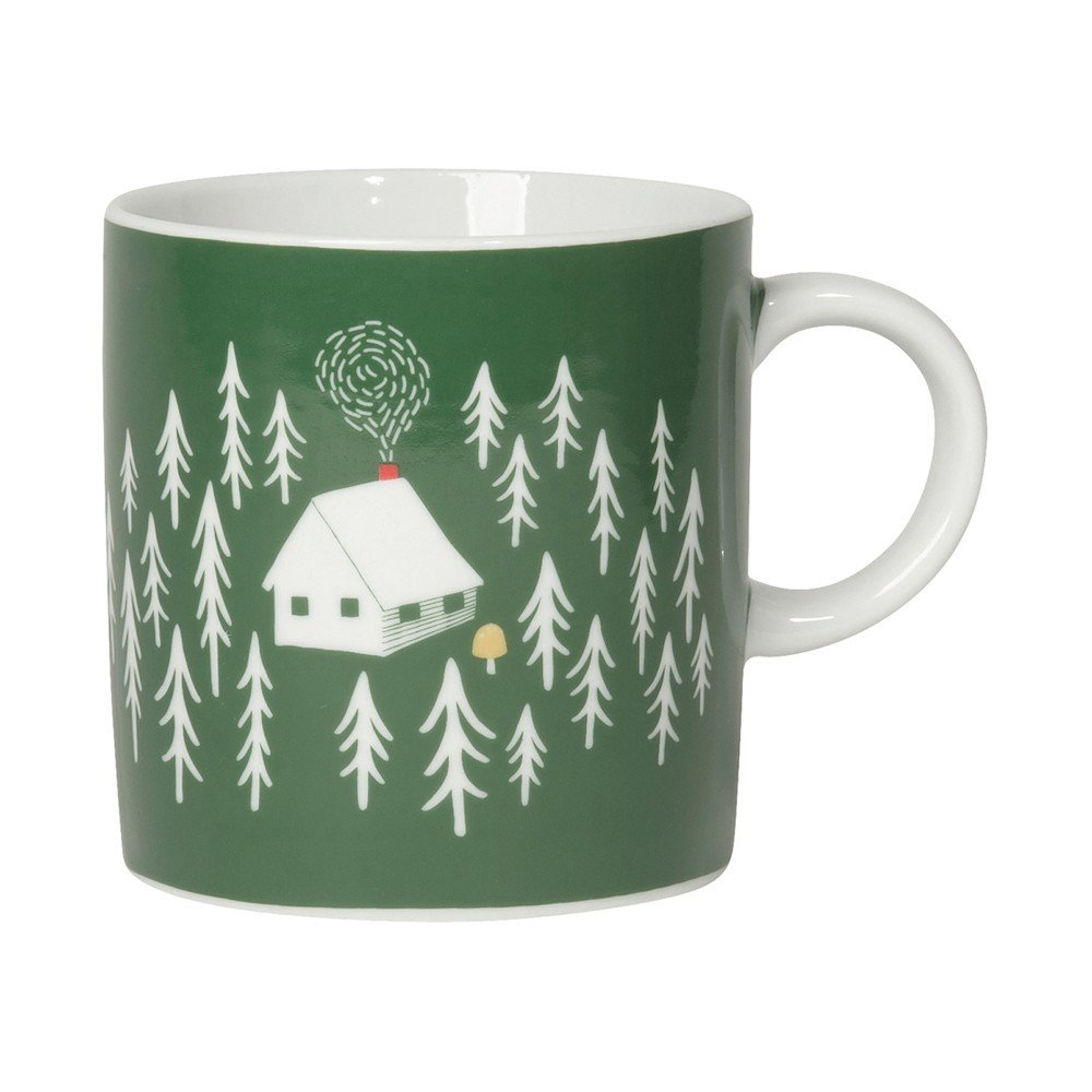 Retreat Mug Short - HOWKAPOW