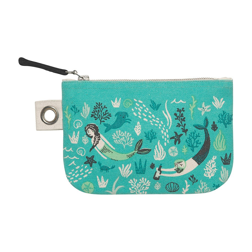 Sea Spell Small Pouch - HOWKAPOW