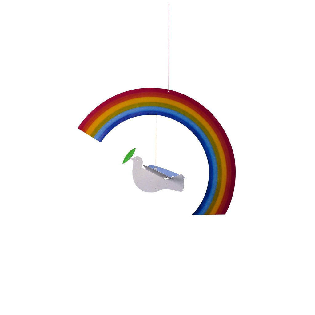 Flensted Noah's Rainbow Mobile - HOWKAPOW