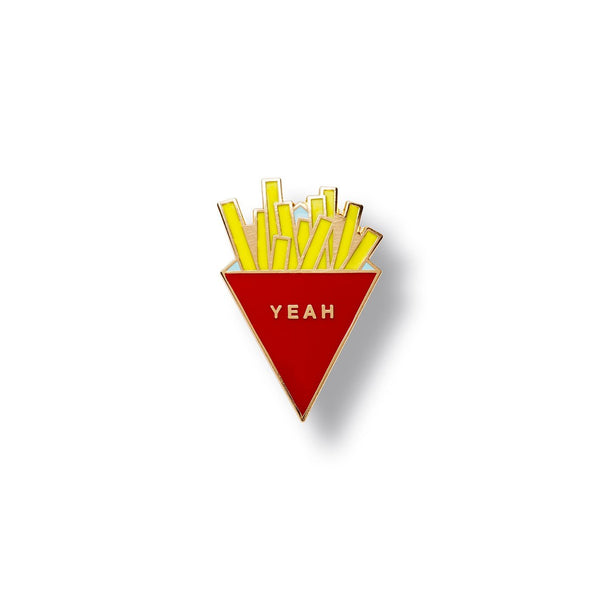 Fries Pin - HOWKAPOW