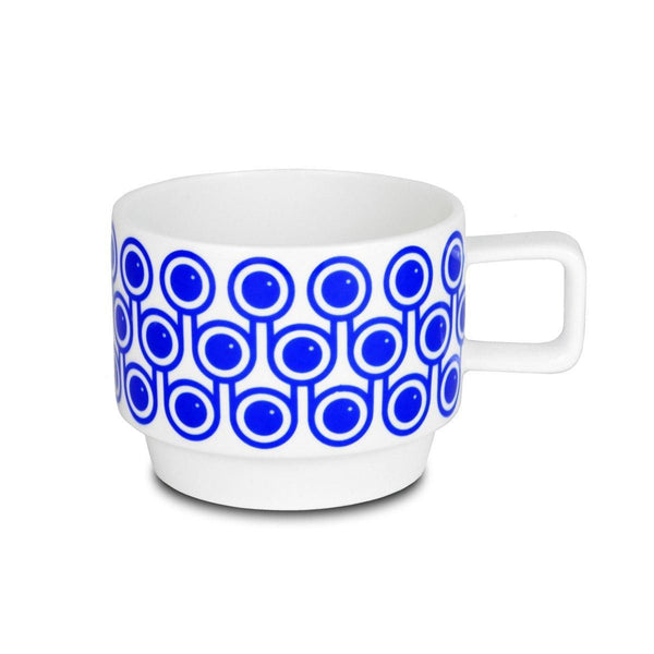 Hokolo Short Mug Blueberry - HOWKAPOW