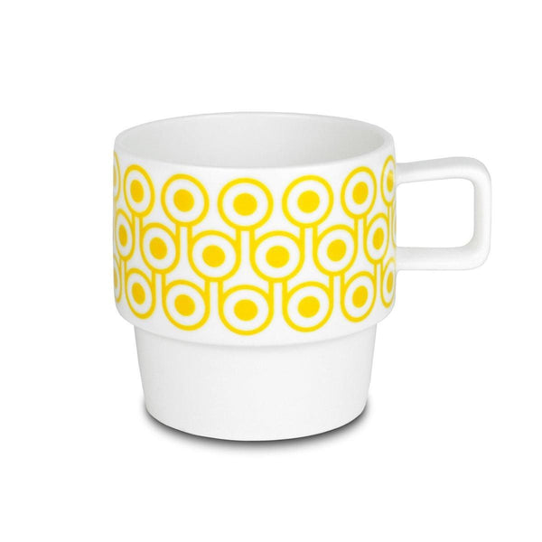 Hokolo Tall Mug Egg Yellow - HOWKAPOW
