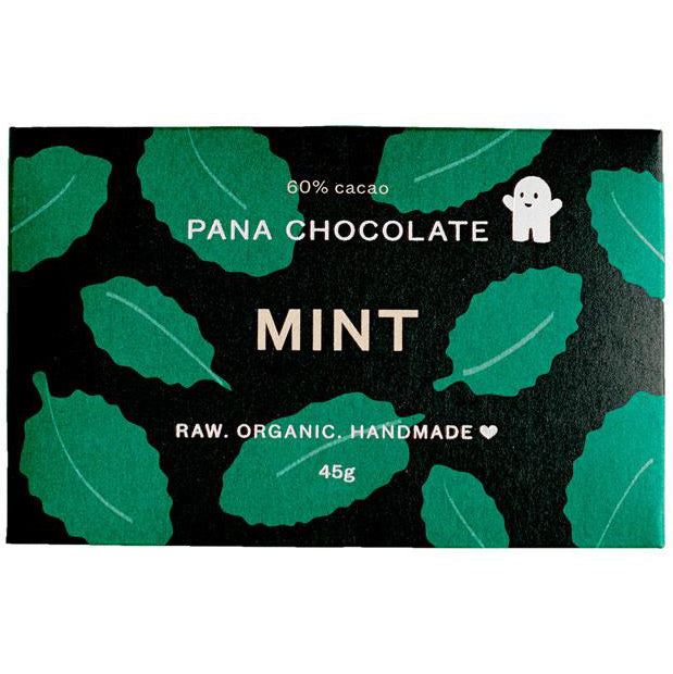 Organic Mint Chocolate - HOWKAPOW
