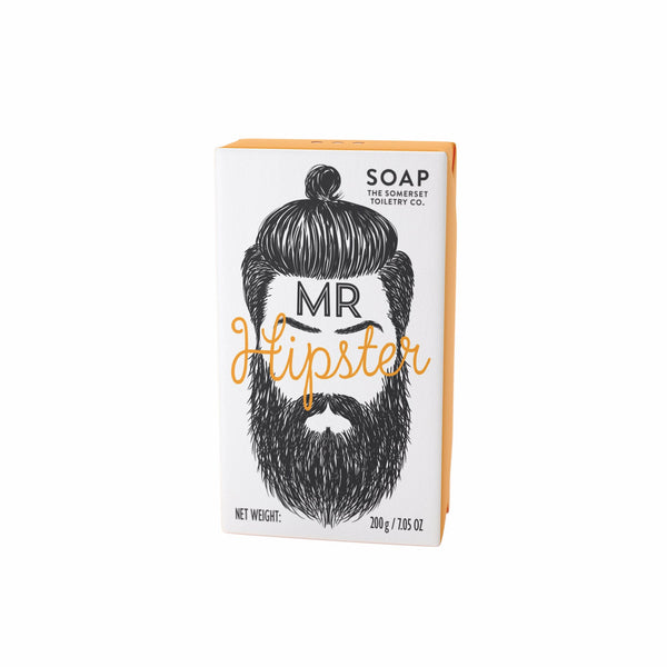 Mr Hipster Soap - HOWKAPOW