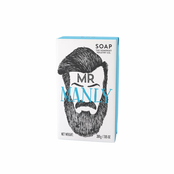 Mr Manly Soap - HOWKAPOW