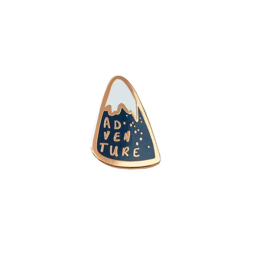 Adventure Enamel Pin - HOWKAPOW