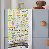 Save Our Bees Tea Towel - HOWKAPOW