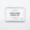 Stow Away Travel Grooming Kit by Men's Society - HOWKAPOW