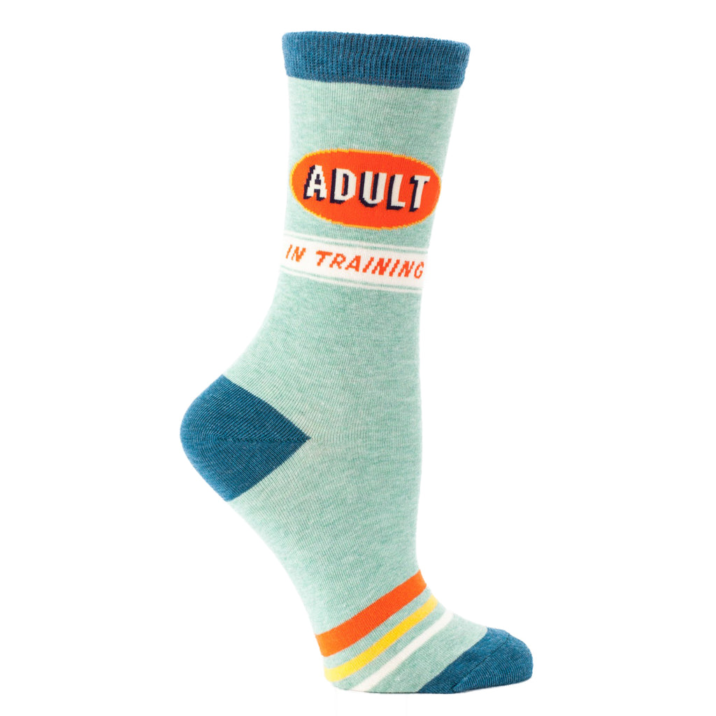 Adult In Training Women's Socks - HOWKAPOW