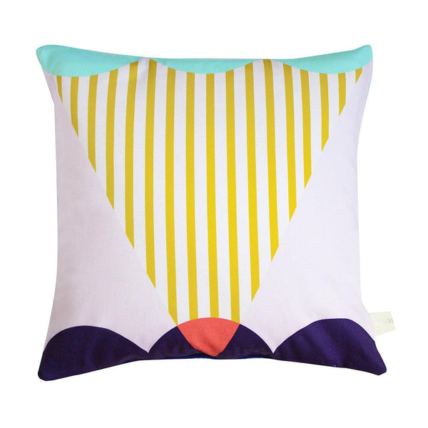 Valley Geometric Cushion - HOWKAPOW