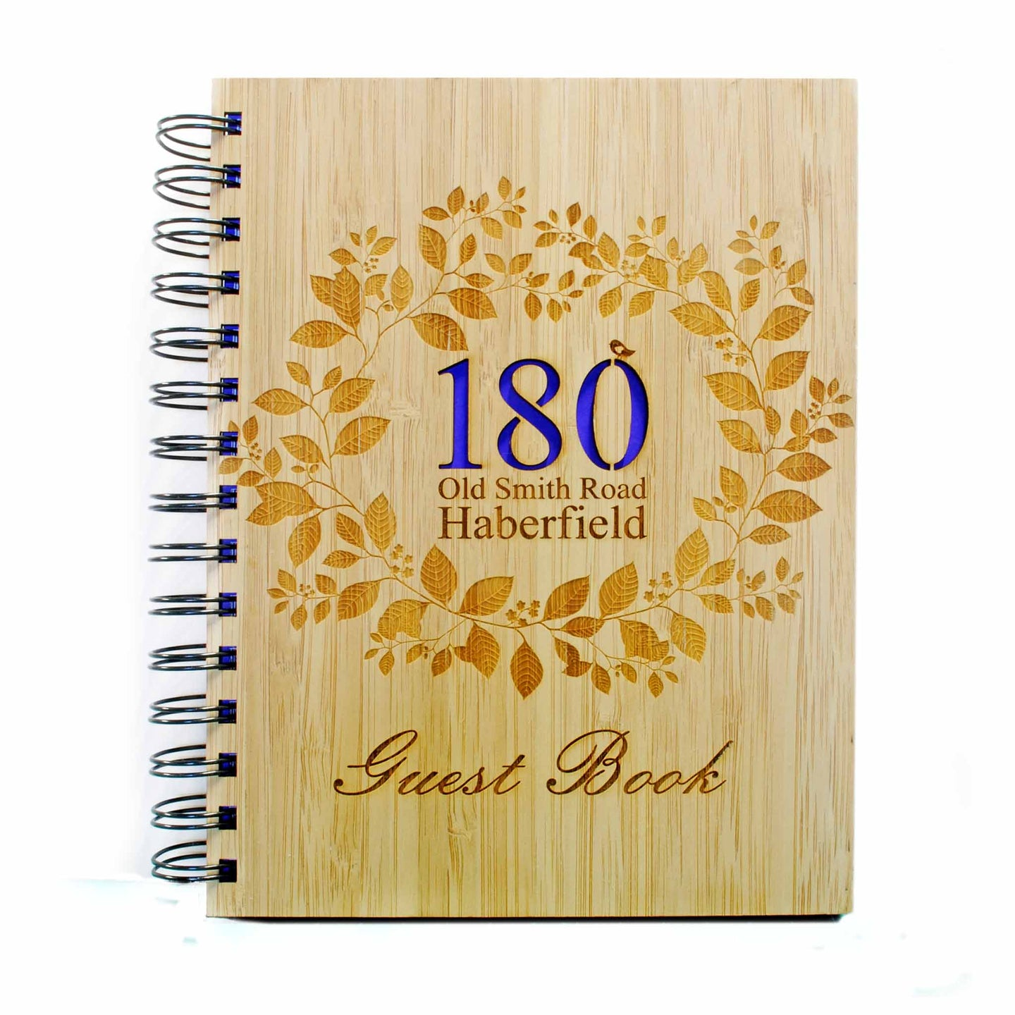 Guest Book (Journal)