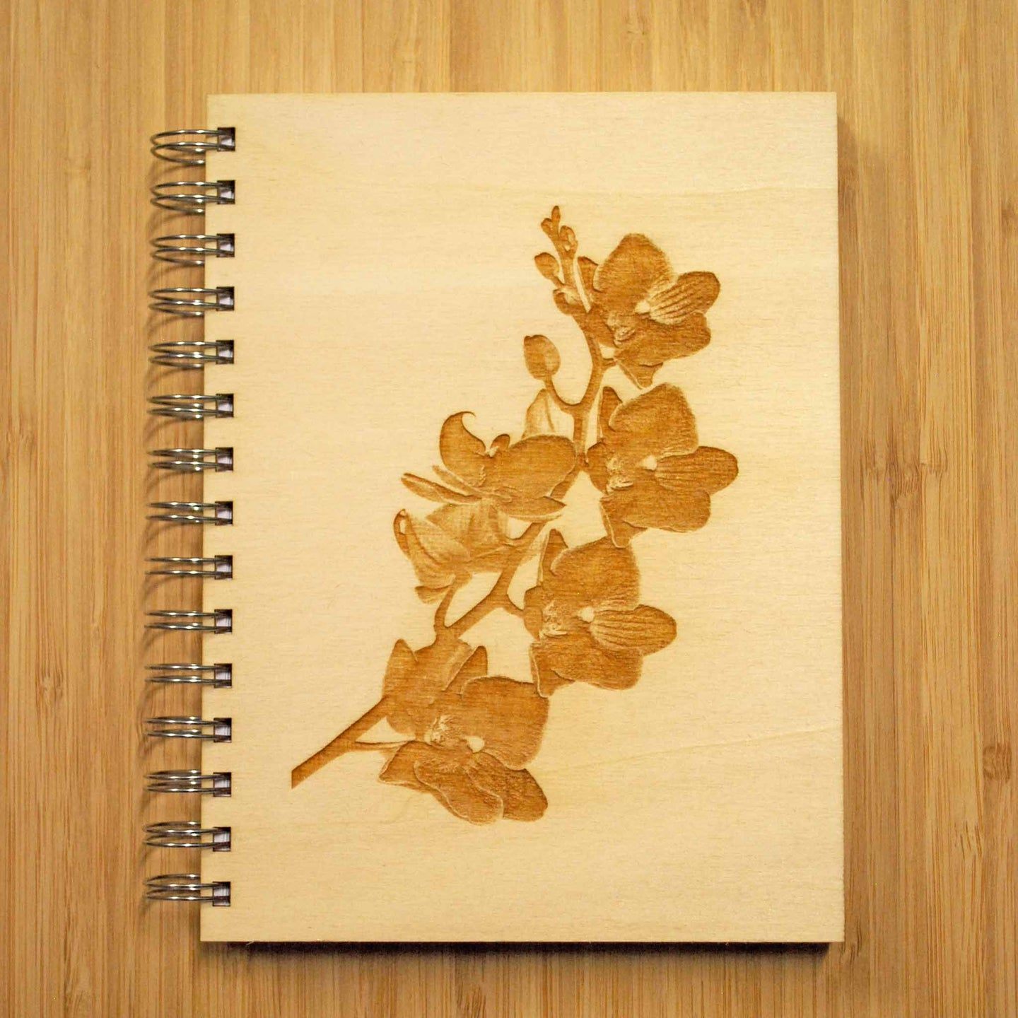 Orchids Type 1 Journal