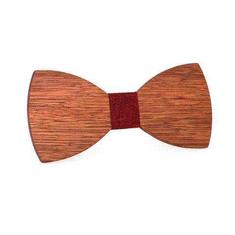 Wooden Bowties - Eat, Drink, Suit up
